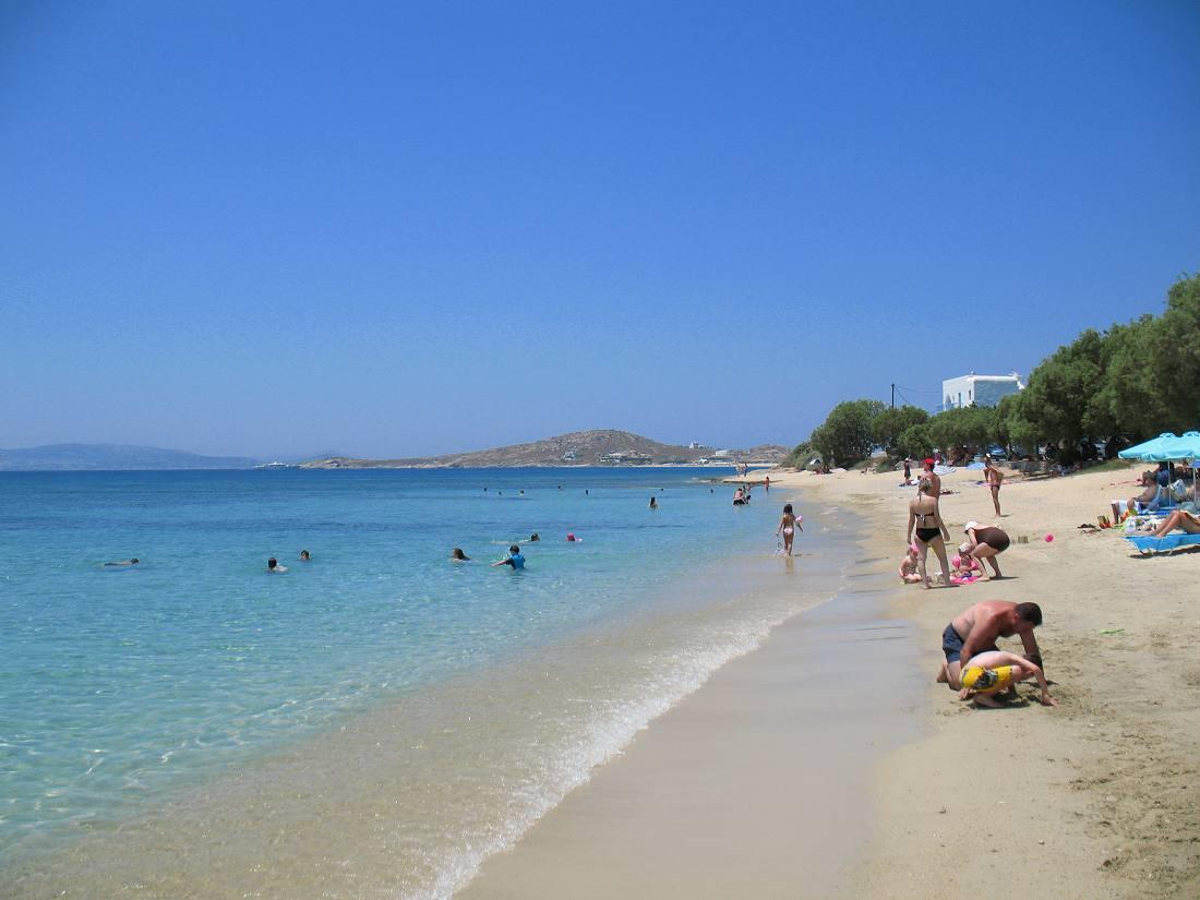 Agia Anna Beach Naxos Hotels