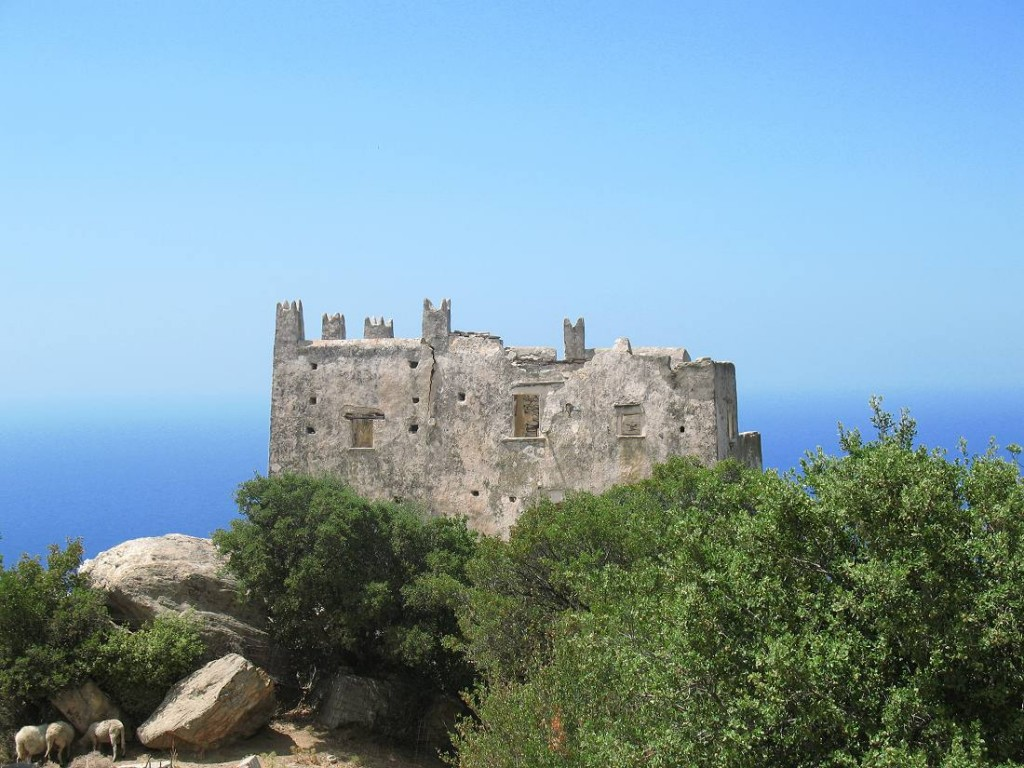Agia Tower