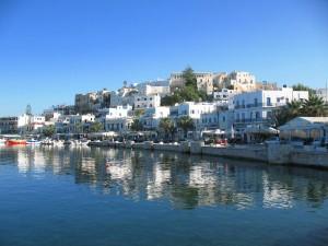 Naxos Town Chora