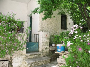 Keramoti Village in Naxos