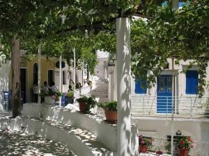Koronos Village in Naxos