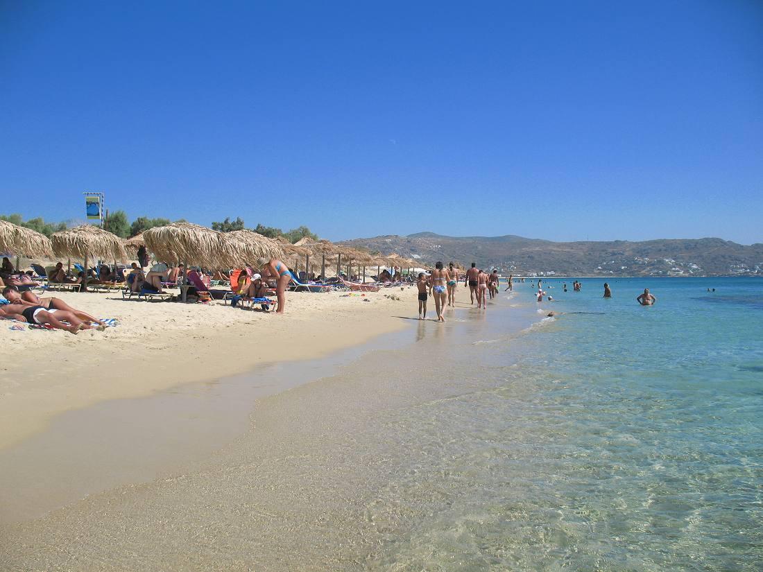 Plaka Beach Naxos Restaurants
