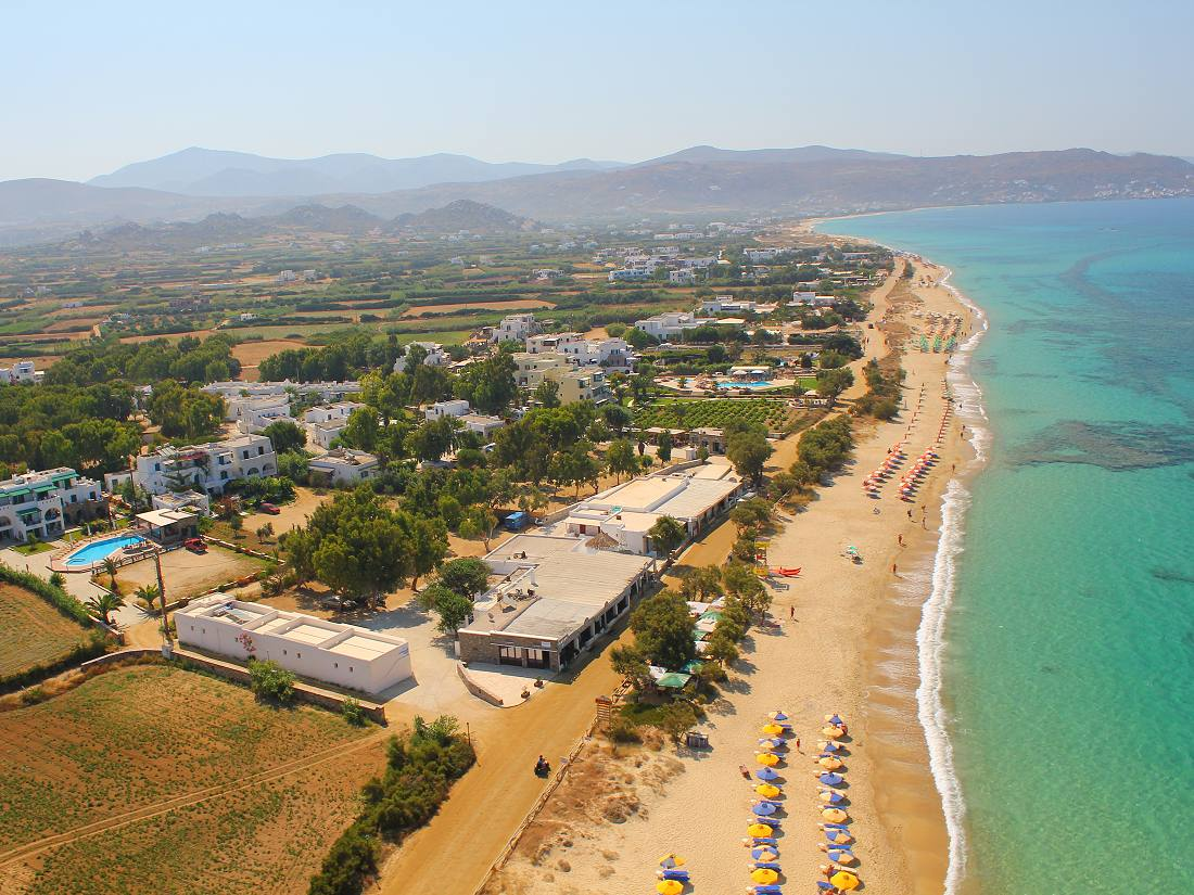 Plaka Beach Naxos Hotels Hoteliers
