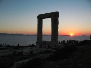 Portara, Apollo Temple in Naxos