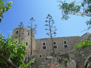 Venetian Castle in Old Naxos Town