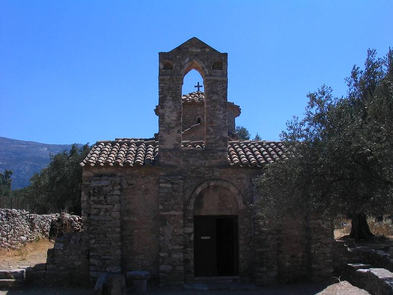 Agios Georgios (Saint George) Diassoritis