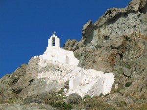 Theologaki Chapel in Naxos Town