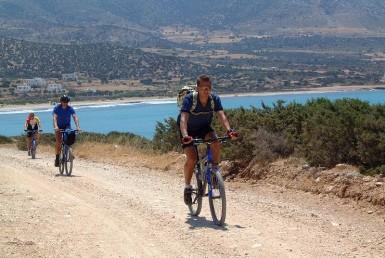 Naxos cycling biking