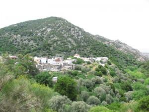 Keramoti village