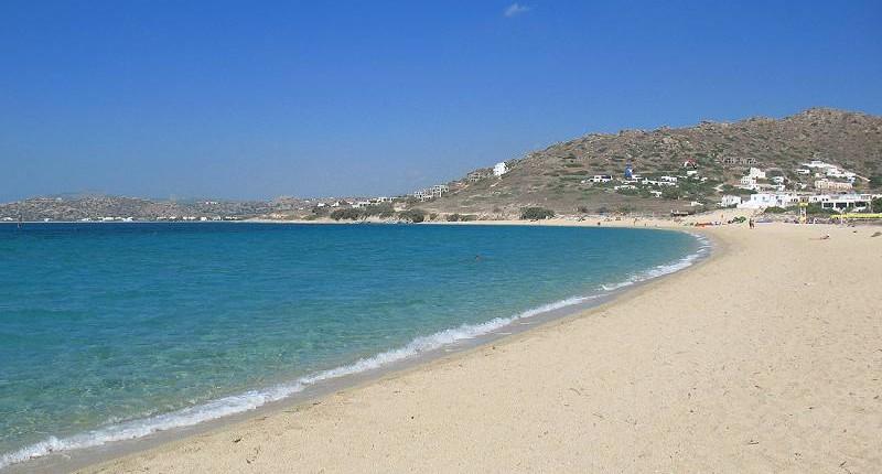 Mikri Vigla (Parthena) Beach