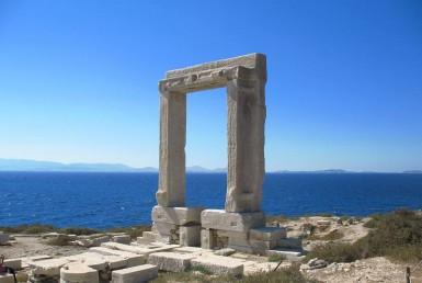 Portara in Naxos