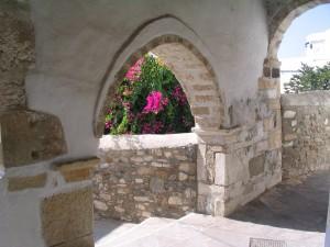 Naxos Town - Castle