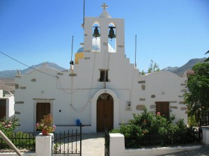 Church in Galini