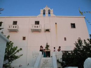 Faneromeni Monastery