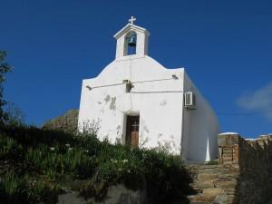 Agios Fanourios in Naxos Town