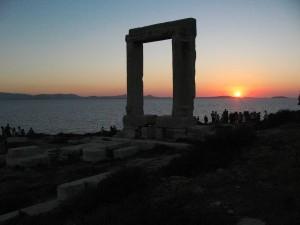 Portara (Naxos Town)